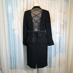 Kay Unger Suit New